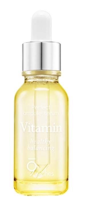 9wishes Mega Vitamin Perfect Ampoule Serum