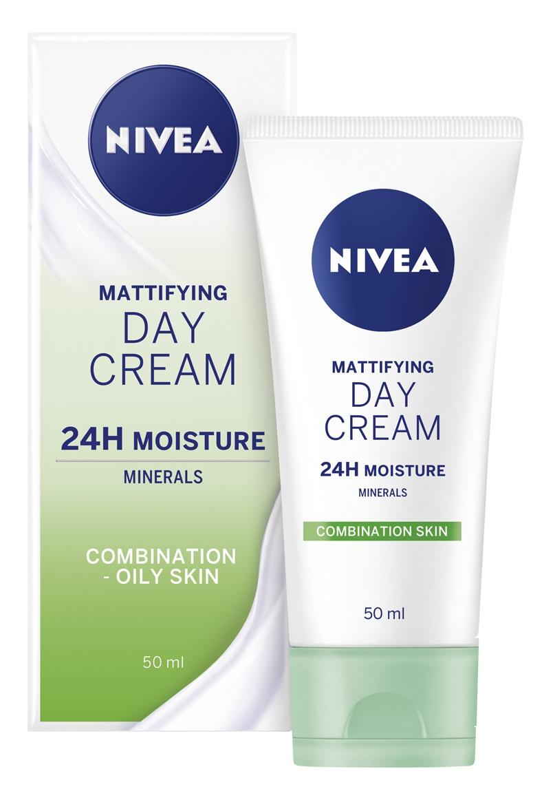 Nivea 24H MATTIFYING DAY CREAM