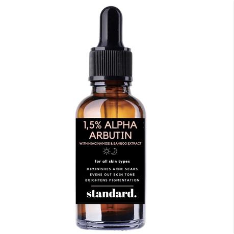 Standard Beauty Alpha Arbutin 1,5% Serum