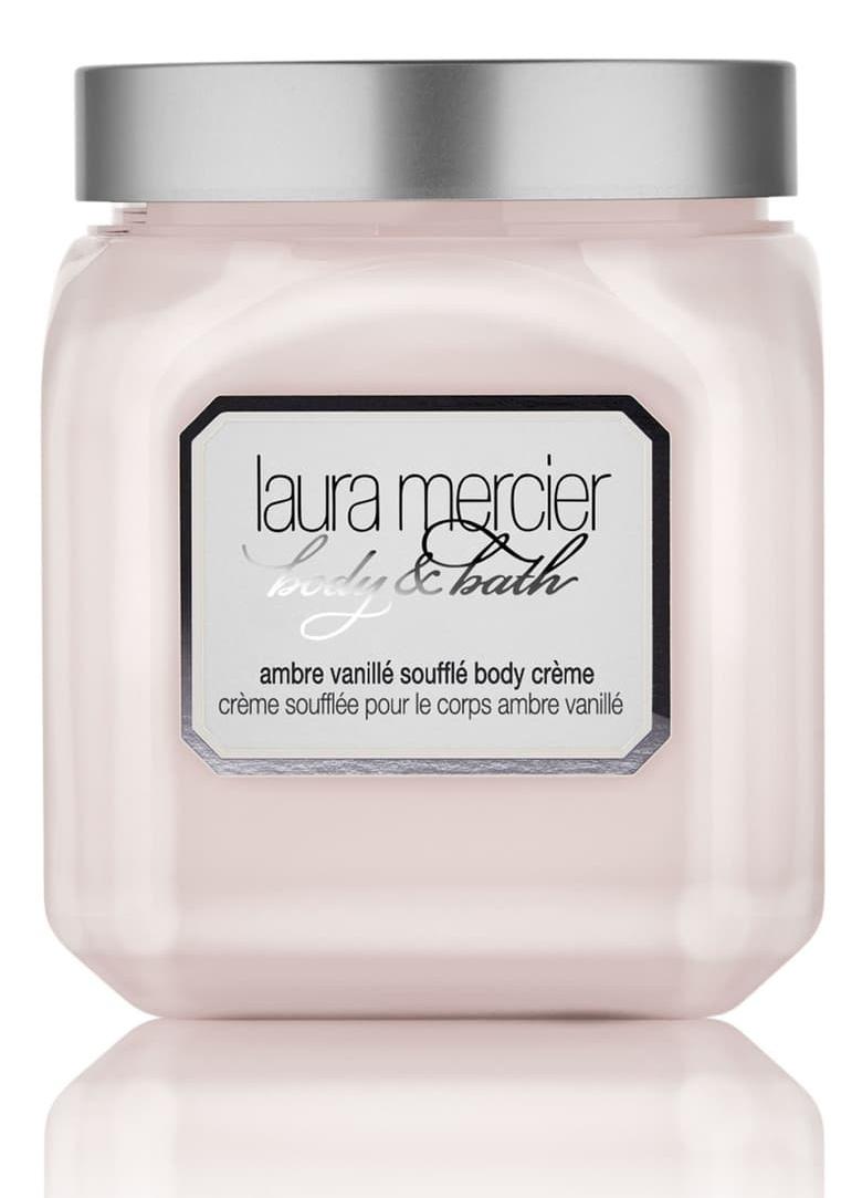Laura Mercier Body & Bath Ambre Vanille Souffle Body Cream
