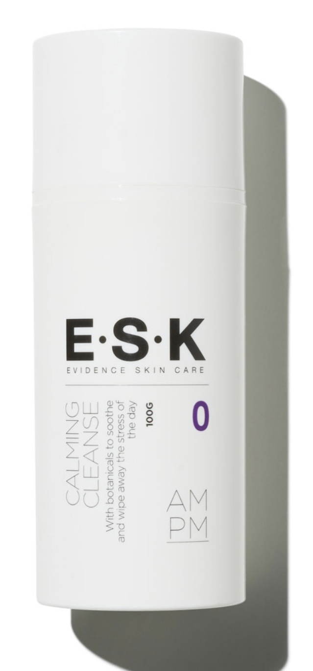 Evidence Skin Care Calming Cleanse