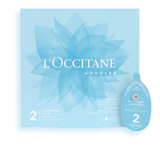 L'Occitane for DUOLAB Skin Brightening