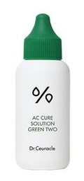Dr Ceuracle AC Cure Solution Green Two