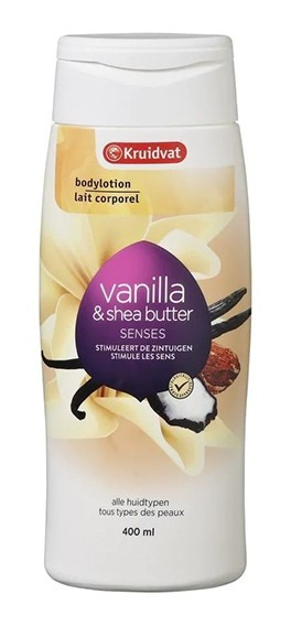Kruidvat Bodylotion Vanilla & Shea Butter