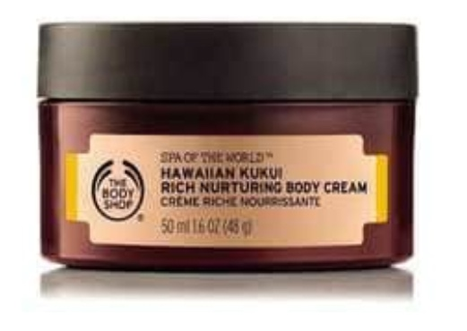 The Body Shop Spa Of The World™ Hawaiian Kukui Cream