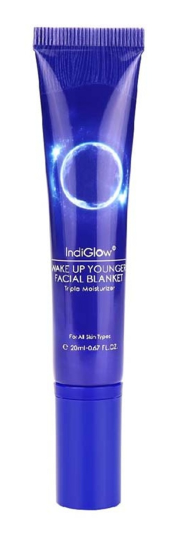 Indiglow Wakeup Younger Facial Blanket
