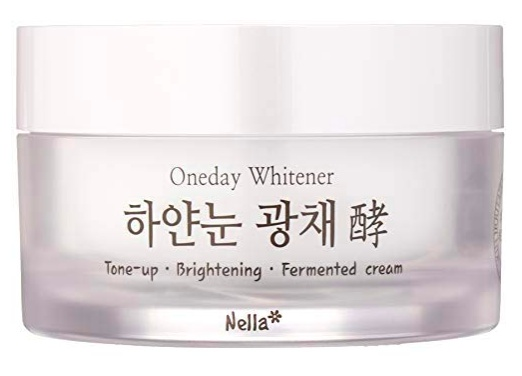 Nella Whitening And Brightening Tone-Up Cream