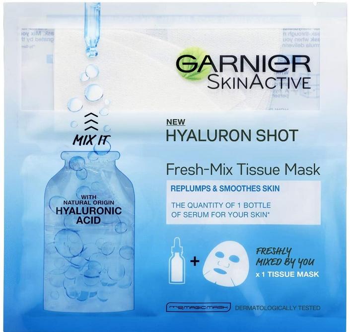 Garnier Hyaluron Shot Mask
