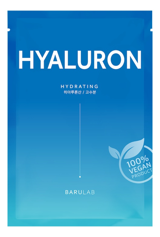 Barulab The Clean Vegan Hyaluron Mask