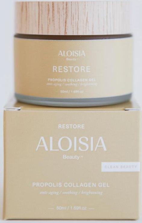 Aloisia Beauty Restore Propolis Collagen Gel