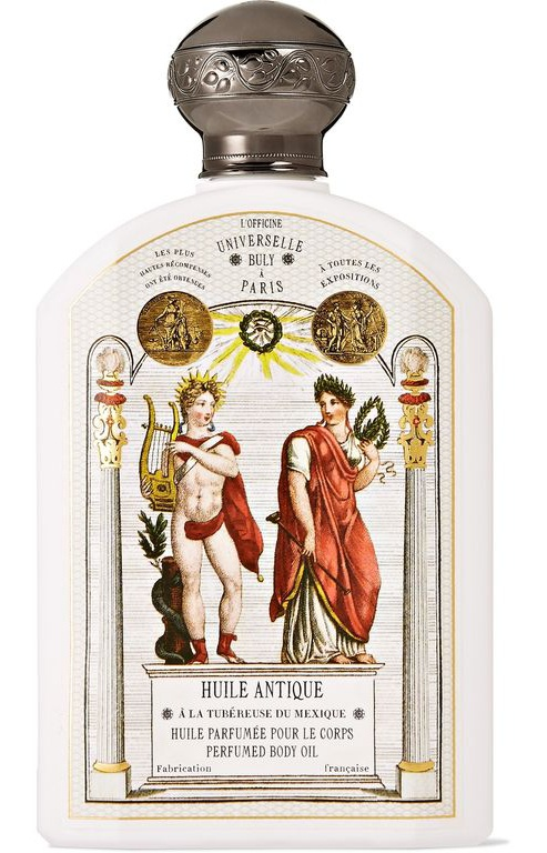 L'Officine Universelle Buly Huile Antique Mexican Tuberose Dry Body Oil