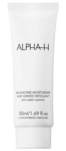 Alpha-H Balancing Moisturiser & Gentle Exfoliator