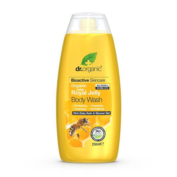 Dr Organic Royal Jelly Body Wash