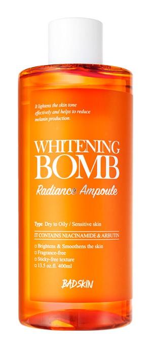 BAD SKIN Whitening Bomb Radiance Ampoule