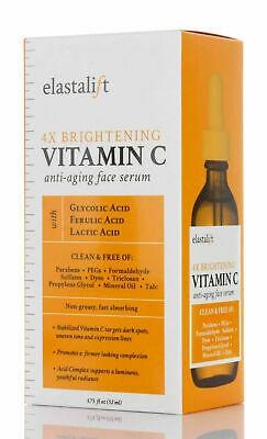 Elastalift 4X Brightening Vitamin C Anti-Aging Face Serum