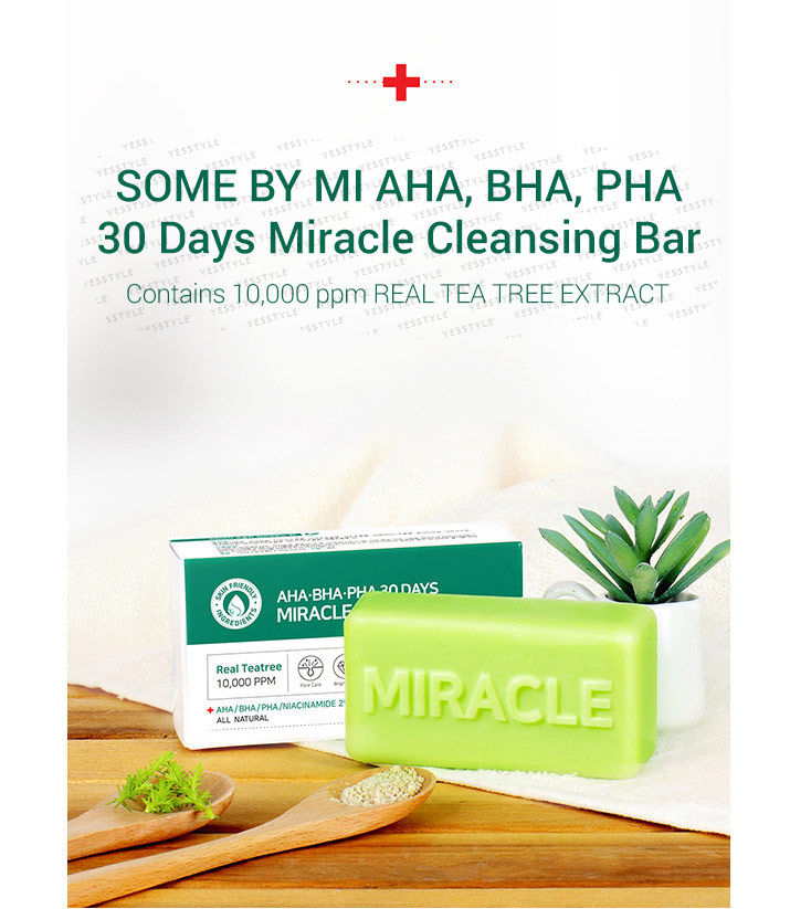 Some By Mi Aha,Bha,Pha 30 Days Miracle Cleansing Bar