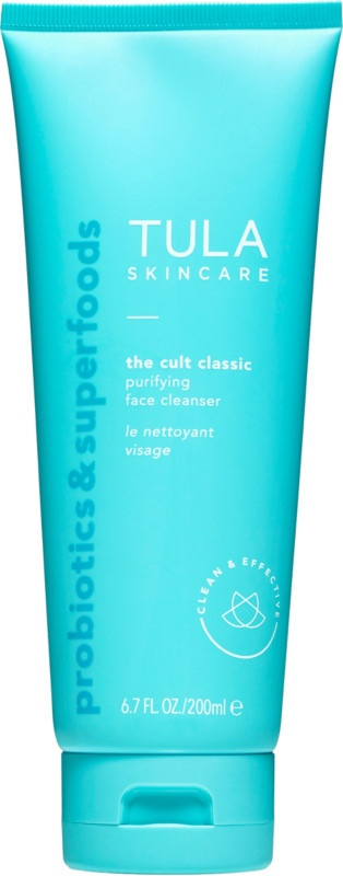 Tula The Cult Classic Purifying Face Cleanser