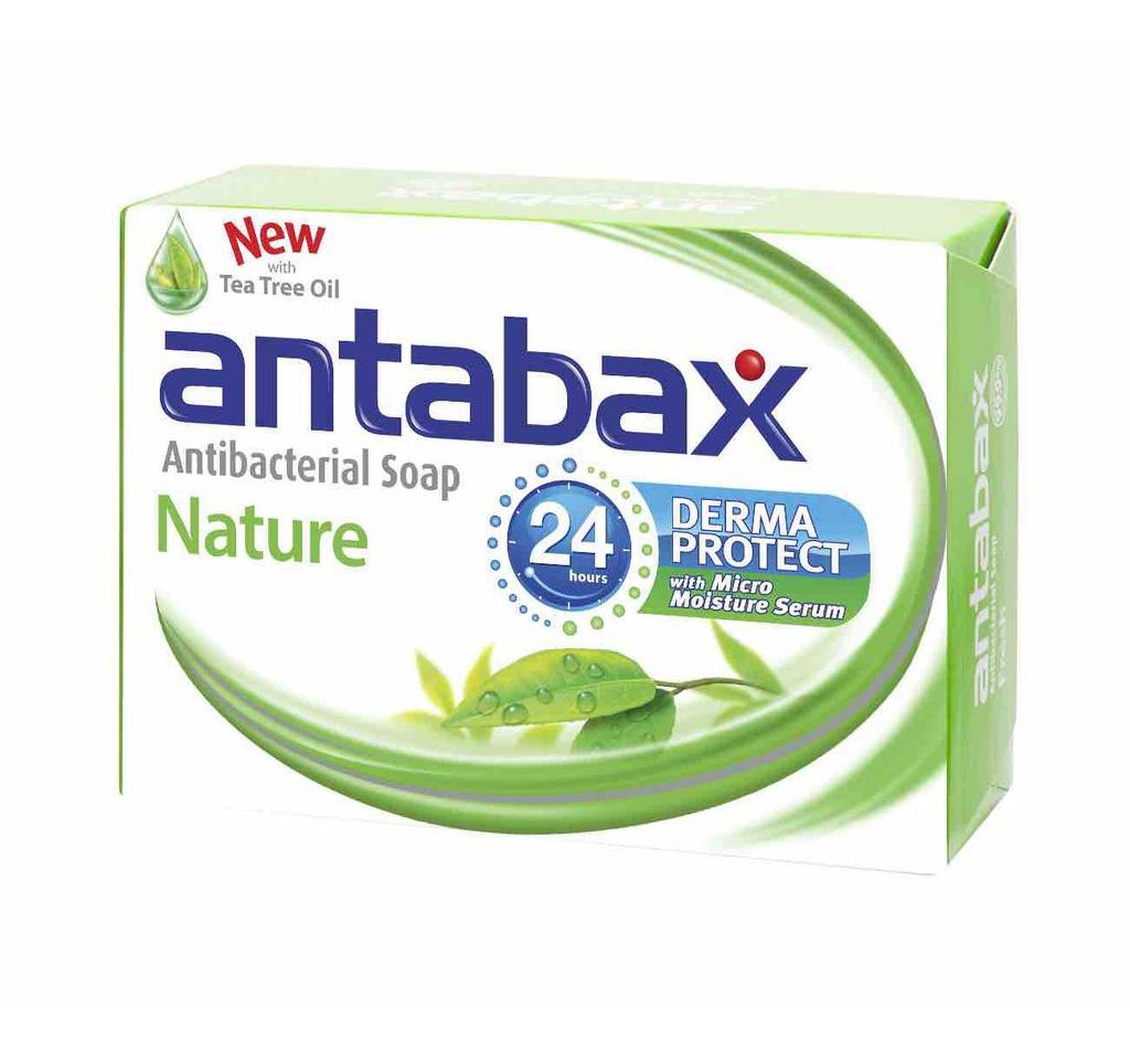 Antabax Anti Bacterial Soap Nature