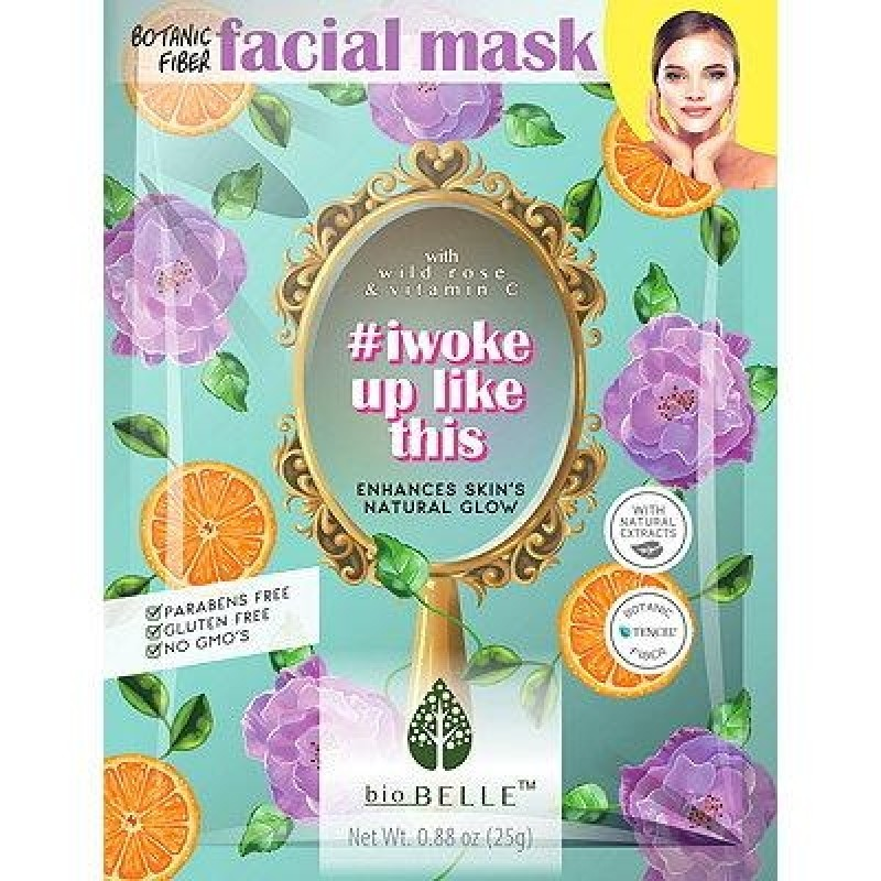 Biobelle #Iwokeuplikethis Facial Mask