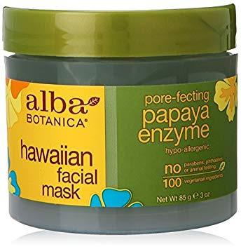Alba Botanica Pore-Fecting Papaya Enzyme Hawaiian Face Mask