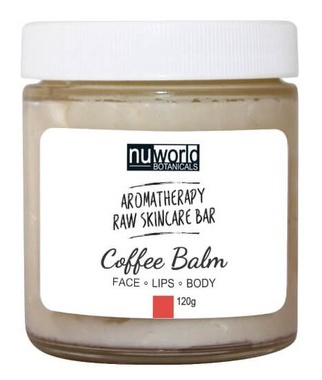 Nuworld Botanicals The Blending Bar Cold-Pressed Whipped Coffee Balm