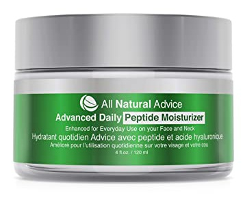 All Natural Advice Advanced Daily Peptide Moisturizer