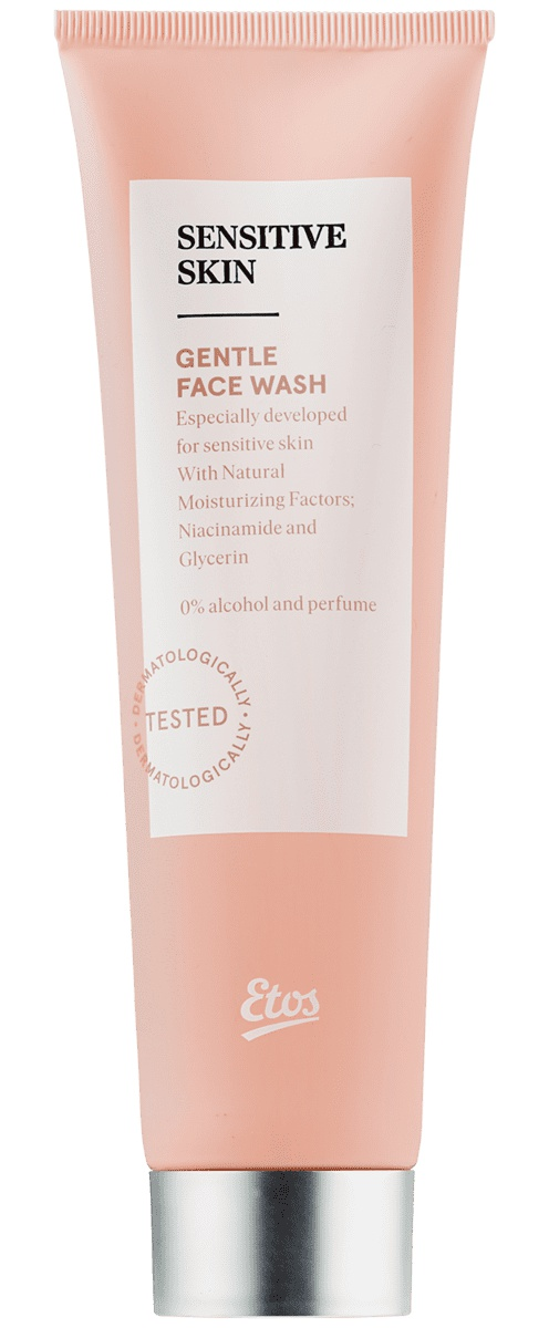 Etos Sensitive Face Wash