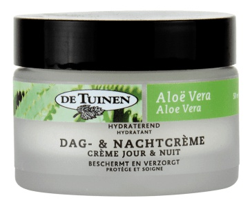 De Tuinen Aloe Vera Dag En Nachtcrème