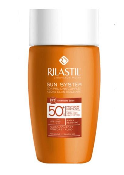 Rilastil Sun System Comfort Fluid SPF50+