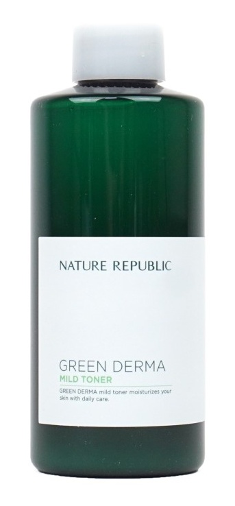 Nature Republic Green Derma Mild Toner