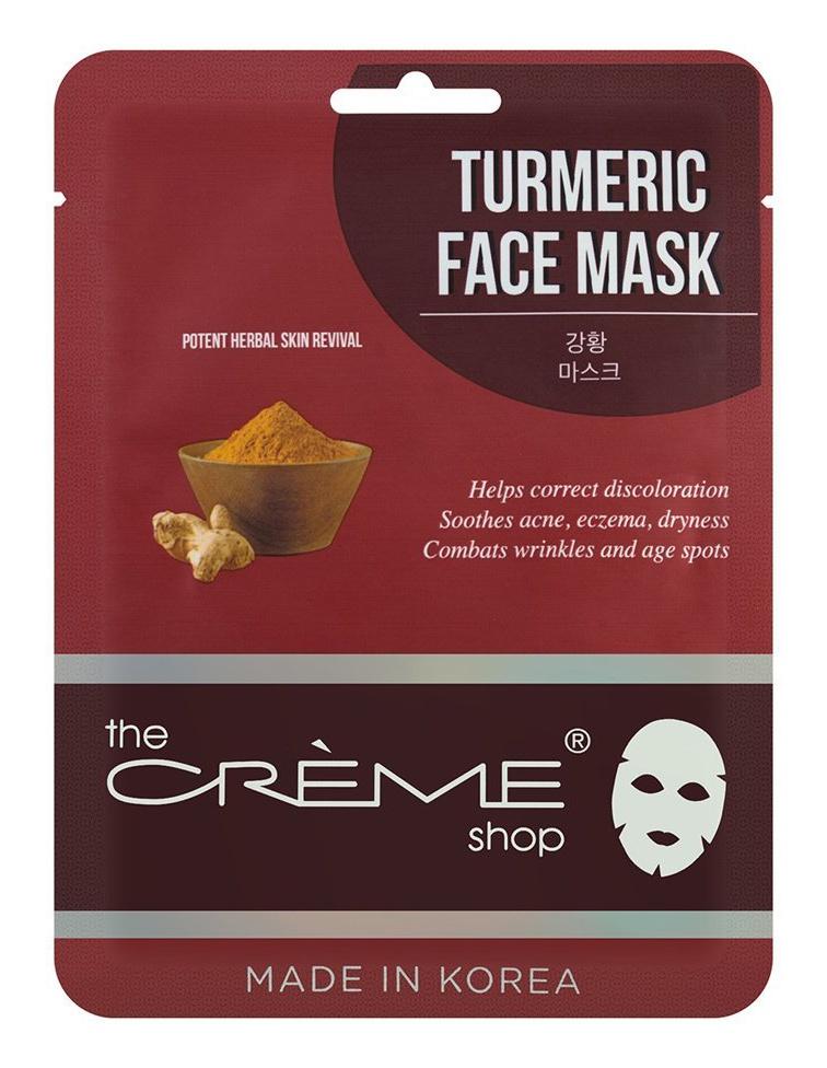 The Creme Shop Turmeric Face Mask
