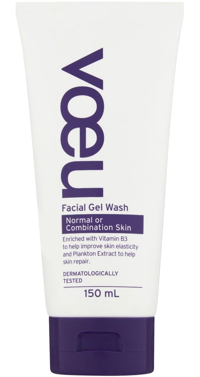 Voeu Facial Gel Wash