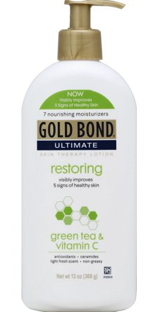 Gold Bond Ultimate Restoring Green Tea & Vitamin C
