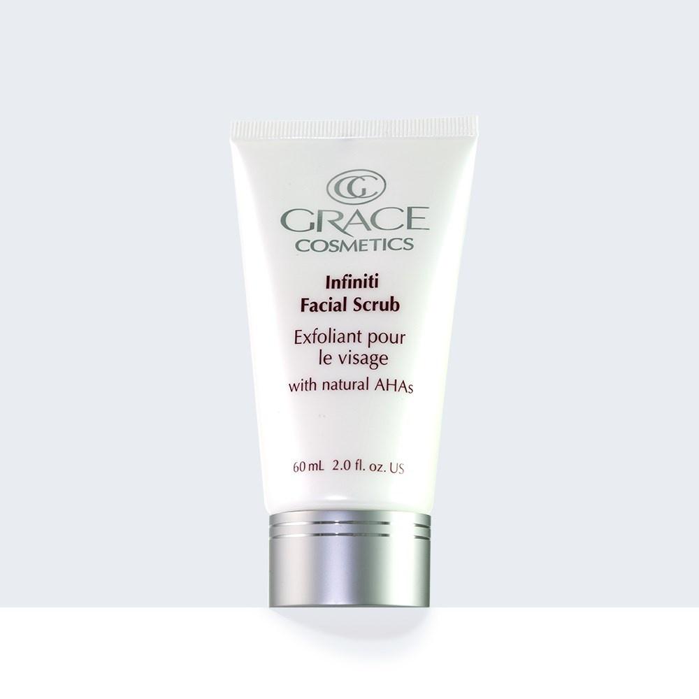 Grace Cosmetics Infiniti Facial Scrub With Natural Ahas