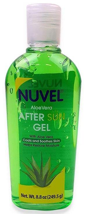 Nuvel Aloe Vera After Sun Gel