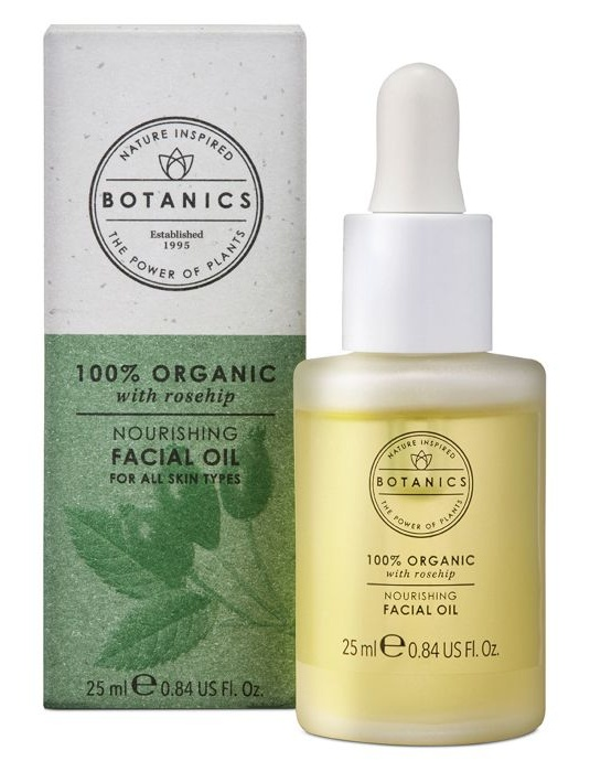 Botanics Soothing Facial Oil