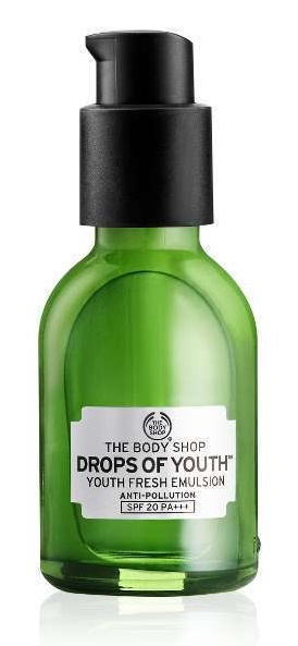The Body Shop Drops Of Youth™ Youth Fresh Emulsion Spf20 Pa+++