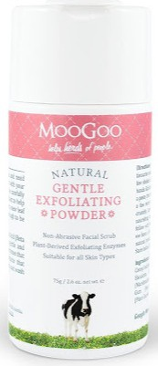 MooGoo Gentle Exfoliating Powder
