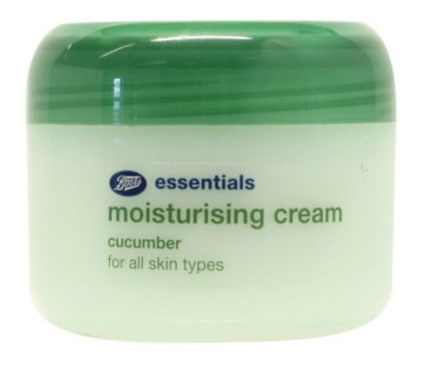 Boots Essentials Moisturising Cream Cucumber