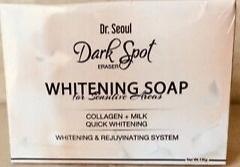 DR. SOUL Dark Spot Eraser Whitening Soap