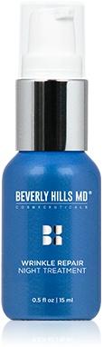 Beverly Hills MD Wrinkle Repair Night Treatment