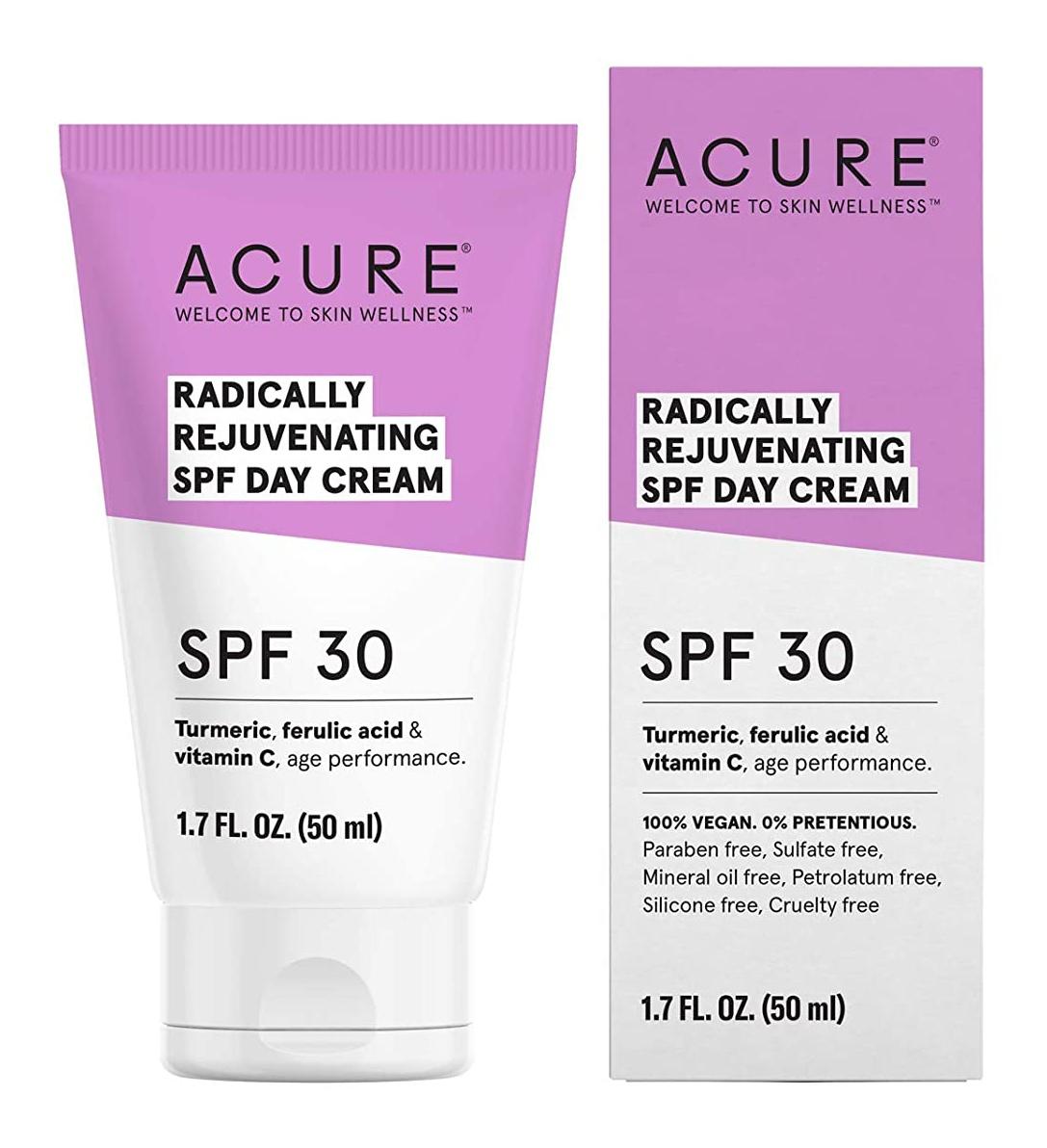 Acure Radically Rejuvenating SPF Day Cream