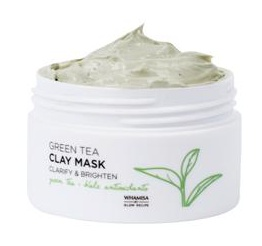 Whamisa by Glow Recipe Green Tea Clay Mask