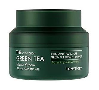 TonyMoly Chok Chok Green Tea Intense Cream