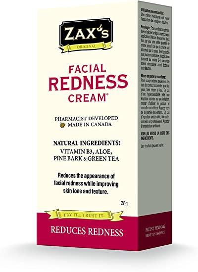 Zax's Original Facial Redness Cream