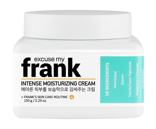 Excuse My Frank Intense Moisturizing Cream