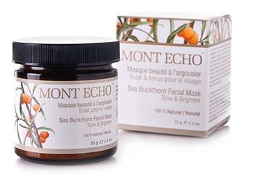 Mont Echo  Age Defense Facial Mask