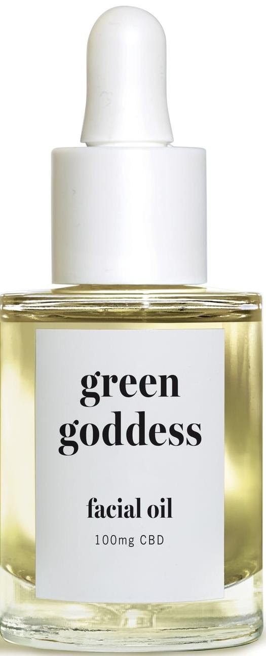 Avon Green Goddess Facial Oil