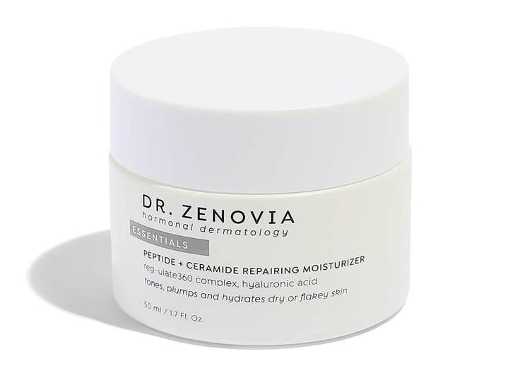 dr zenovia Peptide And Ceramide Repairing Moisturizer