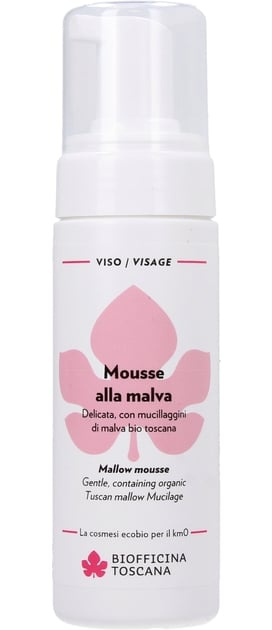Biofficina Toscana Mallow Cleansing Mousse